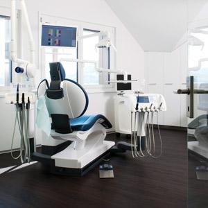 A periodontite é generalizada